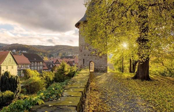 Stadtmauer und Türme