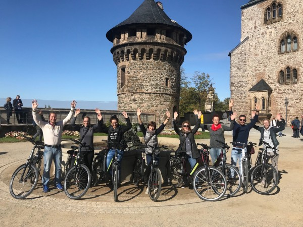 Die E-Bike Tour